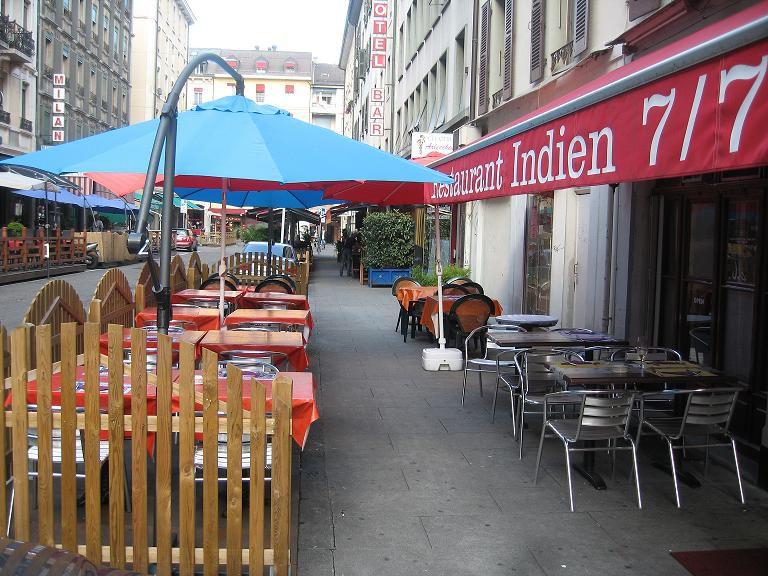 Bombay Café Restaurant Indien Genève