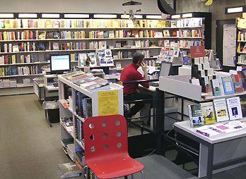 La Fontaine Librairie Polytechnique EPFL