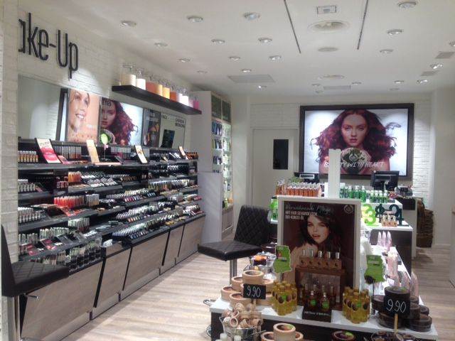 Body Shop Basel Freiestrasse