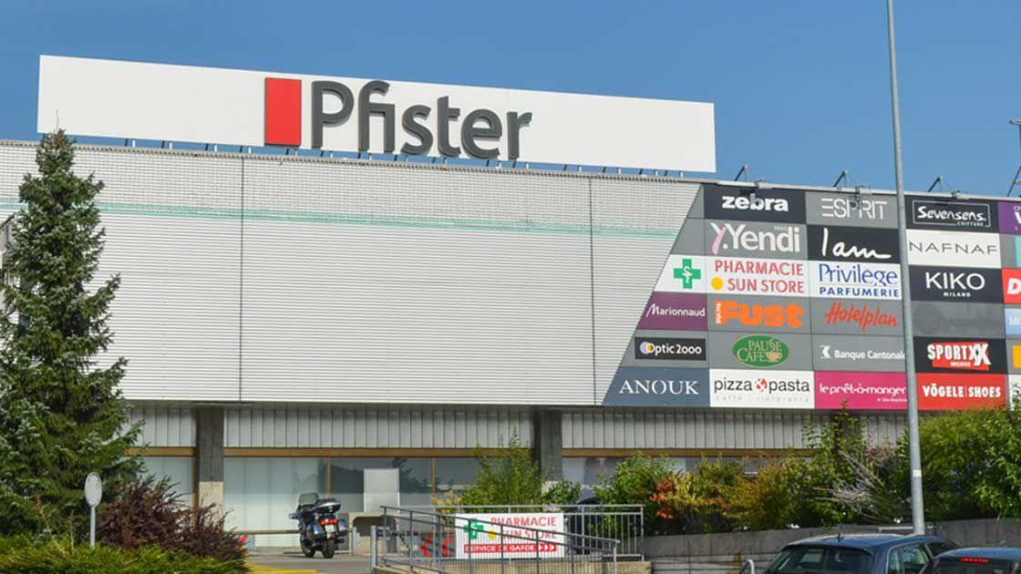 25db29e58294e Horaires d ouverture de Pfister Succursale Avry-Centre à Avry-Centre ...
