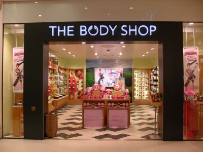 Body Shop Monthey Centre Commercial