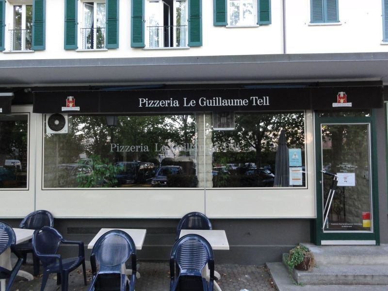 Pizzeria Le Guillaume Tell