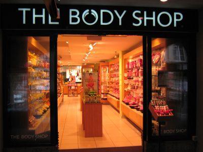 Body Shop Bern Marktgasse