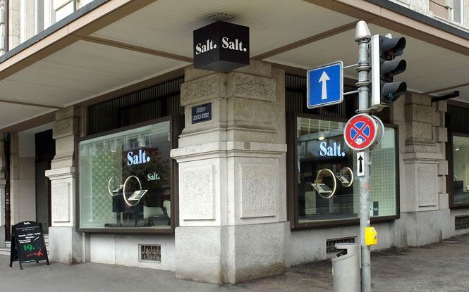Salt Store La Chaux-de-Fonds