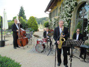 Groupe JAZZ VALAIS mariage fête cocktail