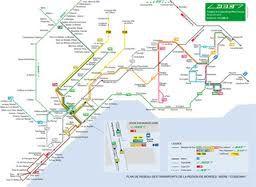 MBC -Transports Publics de la régions de Morges & environs