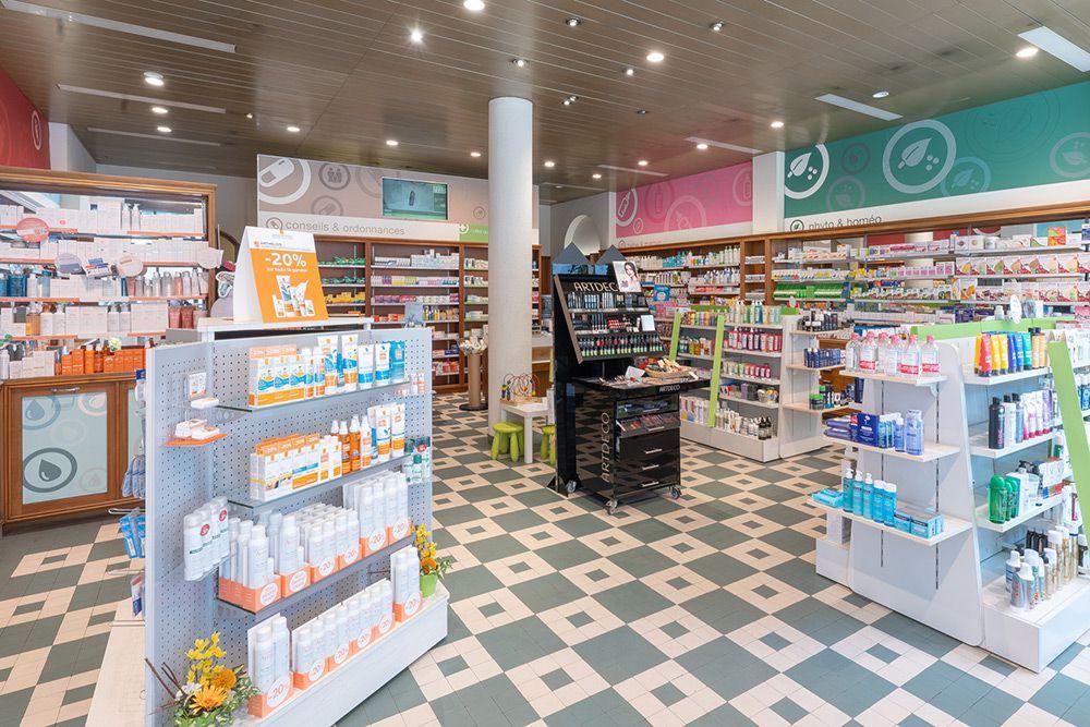 pharmacieplus nouvelle Lausanne