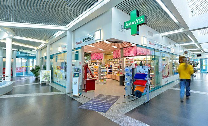Amavita Pharmacie Croix-Blanche