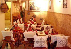 Café restaurant Abyssinia