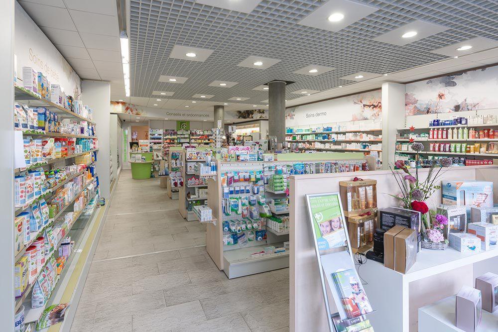 pharmacieplus d'échandens Echandens