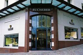 Bucherer St. Moritz