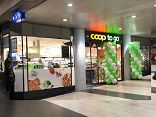 Coop to go Fribourg Gare