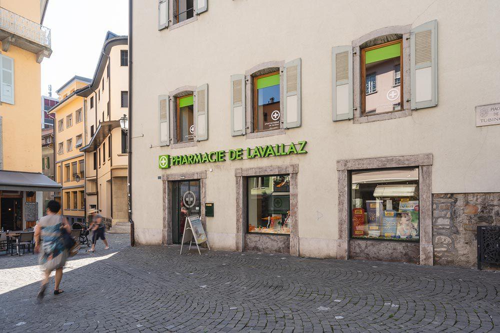 pharmacieplus de lavallaz Monthey